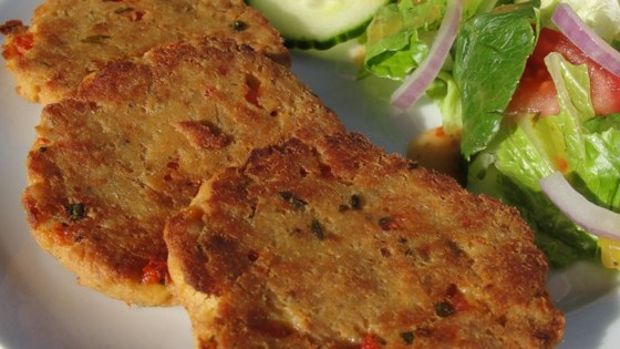 Photo of Super Easy Salmon Cakes by Marianna