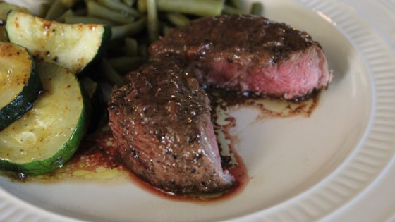 Photo of Steak au Poivre  by vaaccess