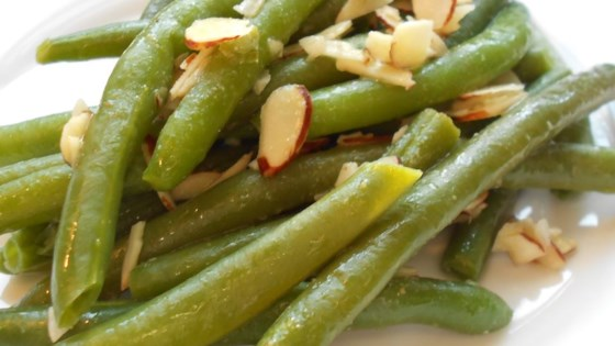 Photo of Green Beans Amandine by Brenda  DuFresne