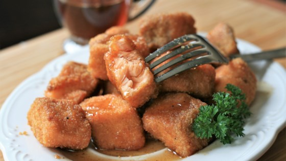 Photo of Air Fryer Salmon Nuggets by France C