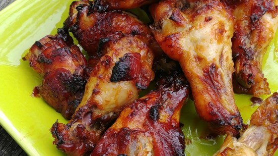 teriyaki chicken wings review by janet h