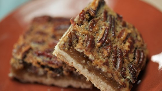 Photo of Southern Pecan Pie Bars by Smart Cookie