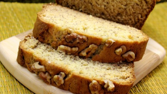 Photo of Sweet Banana Bread by Cash's Cowgirl