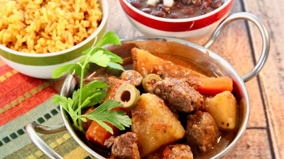 Photo of Puerto Rican Beef Stew by Michelle Molina