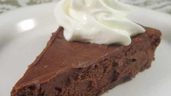 Photo of Dark Chocolate and Orange Mascarpone Tart by TreStelle