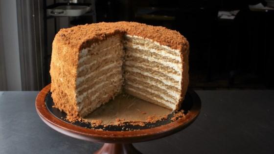 Photo of Russian Honey Cake by Chef John