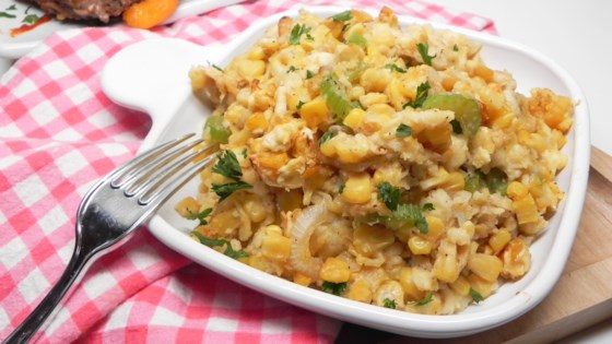 Photo of Corn Casserole with Crackers by HJP