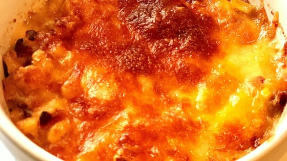 Photo of Cheesy Bacon Corn Casserole by Michelle Finley Baker