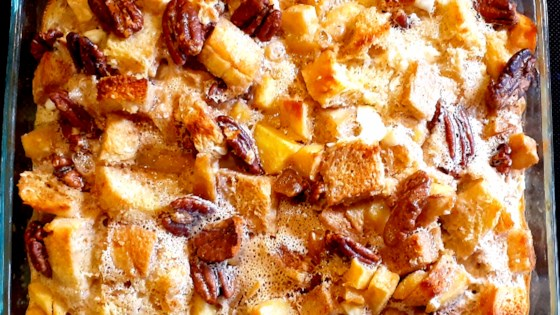 Photo of Cinnamon-Apple Strata by WeirdAuntMartha