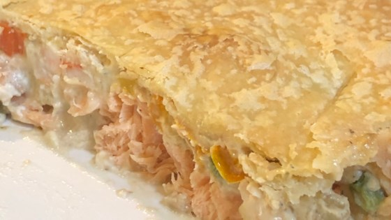 Photo of Salmon Pot Pie by Paul Cairney