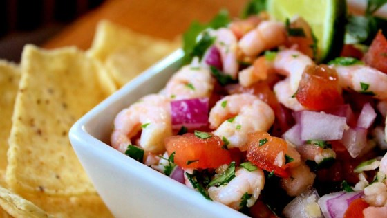 Photo of Shrimp Salsa by witchywoman