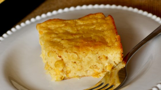 Photo of Vegetarian Creamed Corn Casserole from Scratch by stesta86