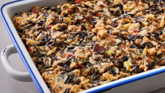Photo of Pork and Wild Rice Casserole by kathleen