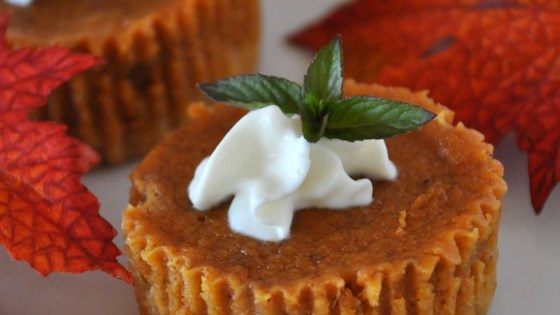 Easy Pumpkin Pie Squares Recipe