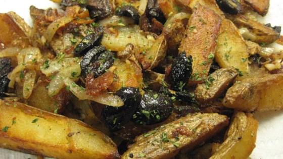 Photo of Italian Pan-Fried Potatoes by cmhpt