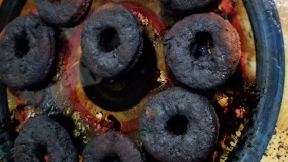 Photo of Jen's Microwave Doggie Donuts by JUSTJEN33