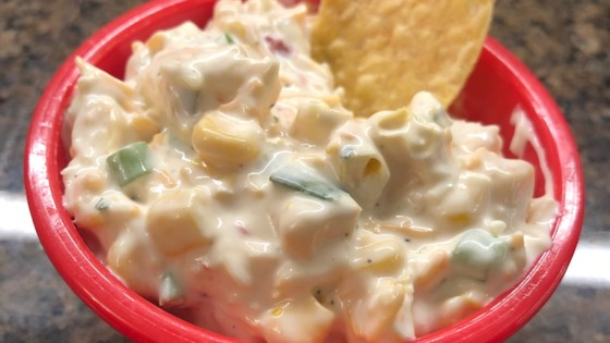 Photo of Jalapeno Corn Dip by AKOURINOS