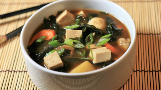 Photo of Miso Soup with Seaweed by BrandonT