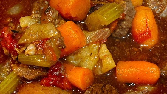 Photo of Instant Pot® Spicy Beef Stew by kellystewart