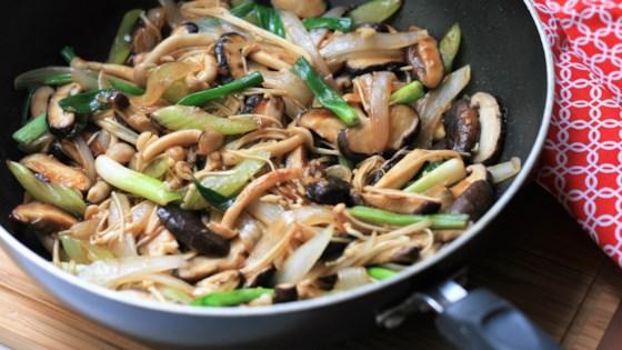 Photo of Mushroom Stir-Fry by France C