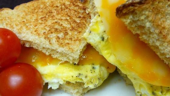 Photo of Egg Sandwich by Kathy Ellis