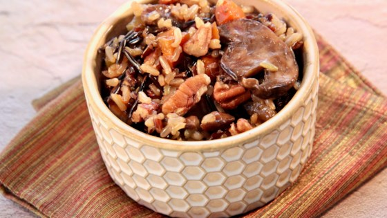 Photo of Instant Pot® Wild Rice with Mushrooms by lutzflcat