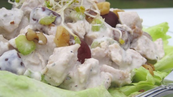 Photo of Sleepy Hollow Chicken Salad Supreme by Lucy Lore