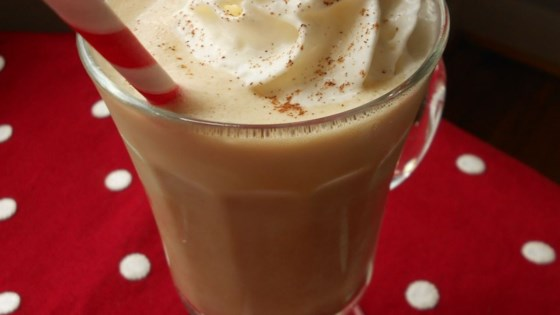 Photo of Eggnog Coffee Punch by aubiechic