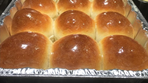 Photo of Angie's Perfect Dinner Rolls by Cristy H.