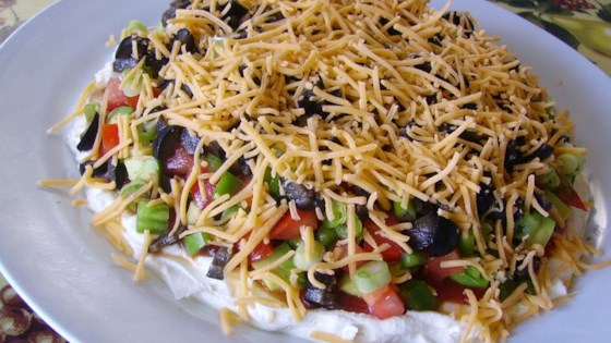 Photo of Layered Dip by BARBARA VINSON
