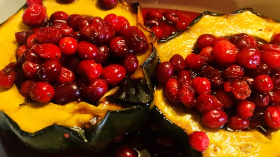 Photo of Cranberry Sauce for Acorn Squash by Crabpot