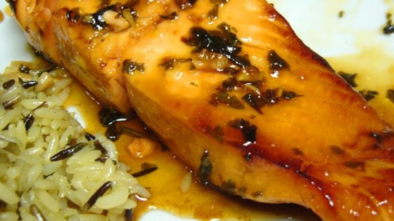 Photo of Grilled Cilantro Salmon by C.BURKS