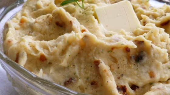 Photo of Addictive Mashed Potatoes by Laura Cotnoir