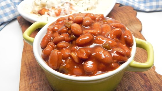 Photo of Vegan BBQ Beans by Dory Gordon