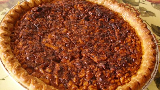 Photo of English Walnut Pie by Vivian