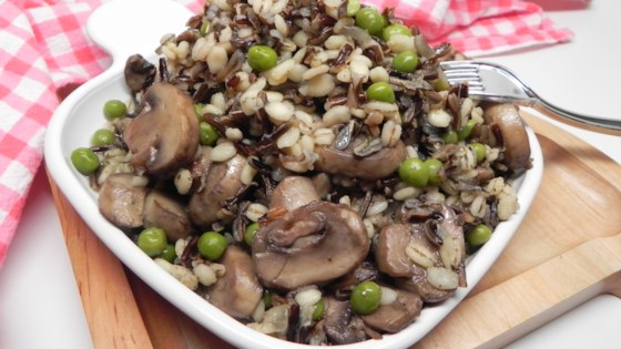 Photo of Instant Pot® Wild Rice and Barley Pilaf by Soup Loving Nicole