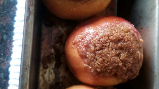 Photo of Baked Stuffed Apple by Emily
