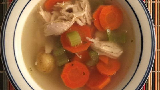 Photo of Home Made Chicken Noodle Soup! by Balazs