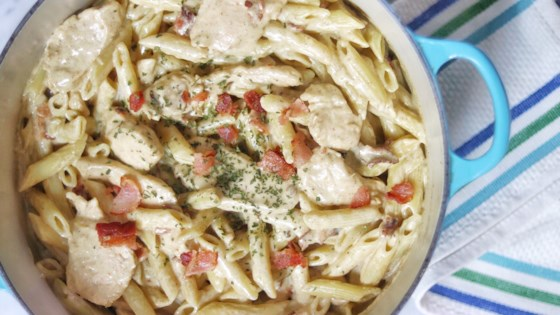 Photo of Four-Cheese Chicken Carbonara by Marc