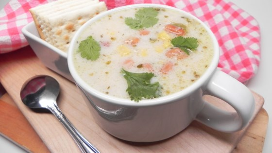 "Photo of Instant Pot® Vegetarian White ""Chicken"" Chili by Michele  S"