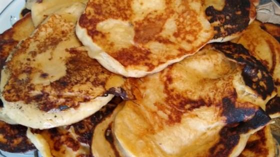 Photo of Ulu (Breadfruit) Pancakes by Katie's Tropical Kitchen