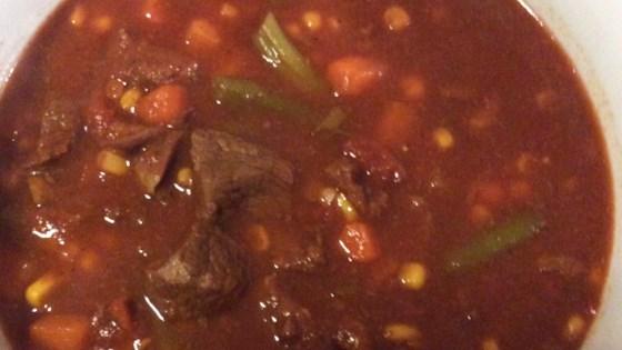 Homemade Vegetable Beef Soup Recipe - Allrecipes.com