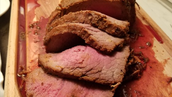 Photo of Herb Rubbed Sirloin Tip Roast by Joel Manthei