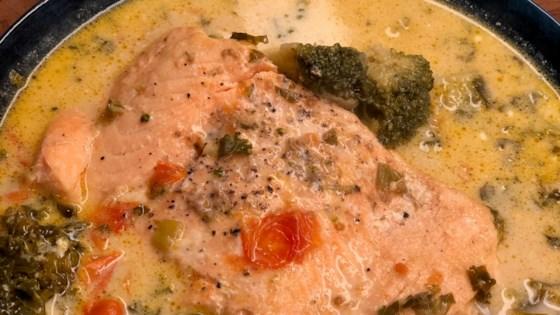 Photo of Instant Pot® Ginataang Salmon (Filipino Salmon in Coconut Milk) by Diana71
