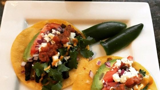 Photo of Shrimp and Bean Tacos by Jason Barr