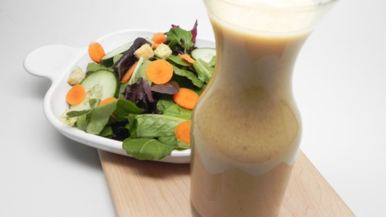 Photo of Blue Cheese Salad Dressing by Al Qtin