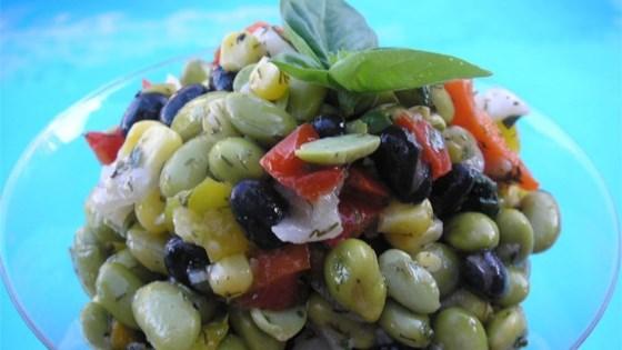 Photo of Quick Edamame Salad by Allison