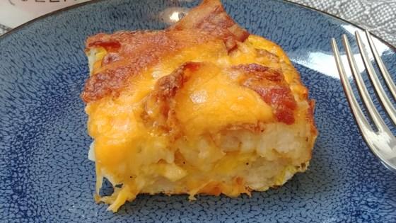 Best Biscuit-Hash Brown Breakfast Casserole Recipe