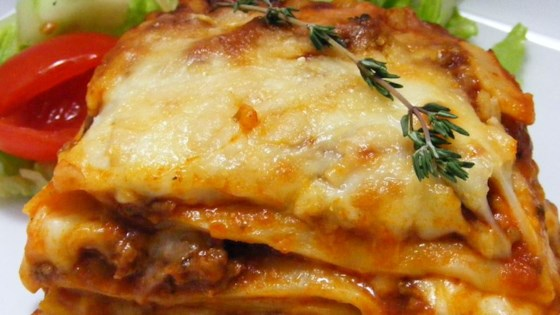 Photo of Alysia's Basic Meat Lasagna by ALYSIAB