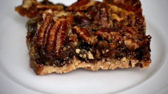 Photo of Chocolate Pecan Pie Bars by biologyprof